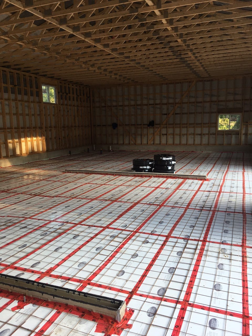 Hydronic Heating Installation 2