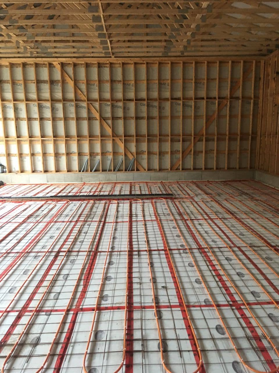 Hydronic Heating Installation 1